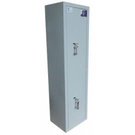 Оружейный сейф Е100К (2 замка, 1 ствол)