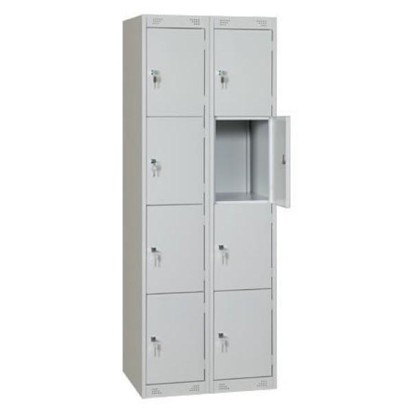 Шкаф для покупателей ШМ-28-1850х600х490, 8 секций