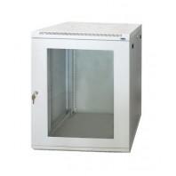 Настенный монтажный серверный шкаф ШС-7U/6.4C