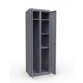 Шкаф для хозинвентаря ШМГ-2-1850х600х490-х